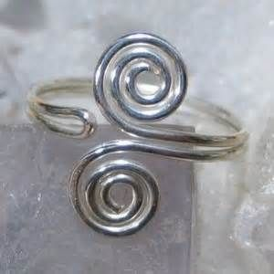 wire rings - many photos #wirejewelry