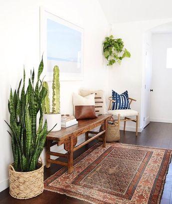 Boho Living room / Wohnzimmer / Interior Design / Einrichtung