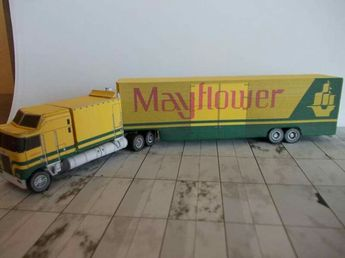 Kenwhort K 100 & trailer Mayflower
