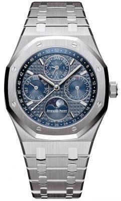 Audemars Piguet Royal Oak Prepetual Calendar Stainless Steel Men's Watch