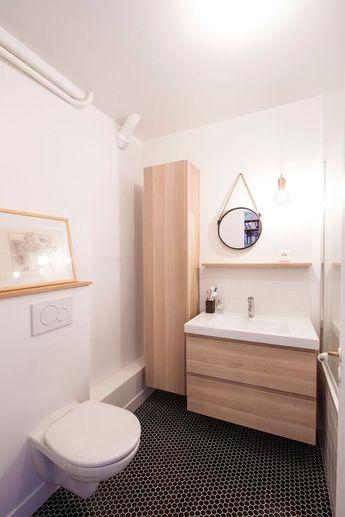Appartement duplex Paris rénové par un architecte