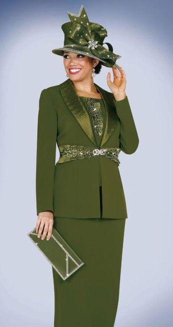 4ce23740986 Plus Size Womens Church Suits BenMarc International 3pc Sui