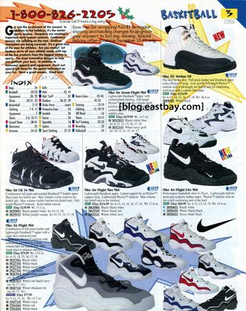 349f469e669c 25 Classic Sneakers From Vintage Eastbay CatalogsNike Zoom Flight Glove. 2w  2. More Details · Eastbay Pinterest Account. Eastbay  eastbay. Air Jordan  12   ...