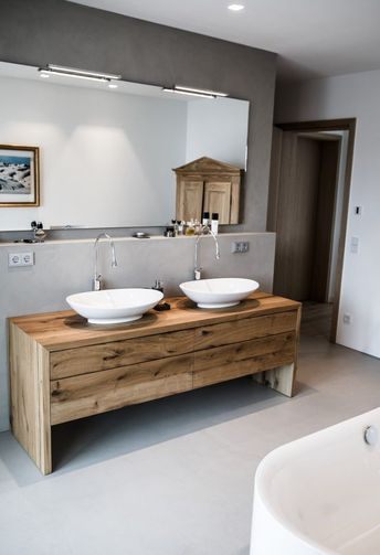 Visual screed in the bathroom – werkhaus magazine
