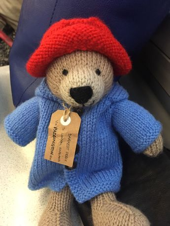 Vintage Teddy Bear Knitting Patterns
