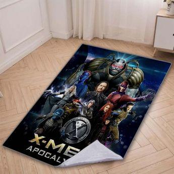 X Men Apocalypse Movie Custom Blanket Exclusive Design