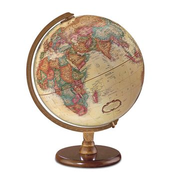 Hastings Desktop World Globe