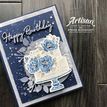2020 Artisan Design Team Blog Hop: Coordination Product | Stampin' Hoot