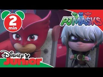 Pj Masks Luna Girl Moths Day Disney Junior Uk Youtu