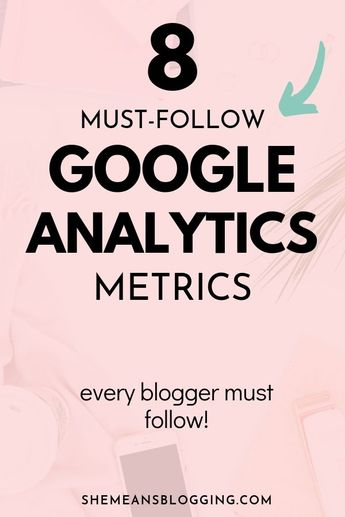 8 Google Analytics Metrics To Make Every Content Piece Successful