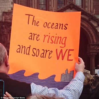 The funniest signs from Boston's science protest - #Bostons #funniest #protest #science #sign #Signs
