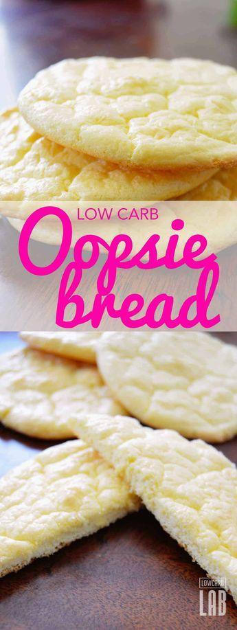 Oopsie Bread