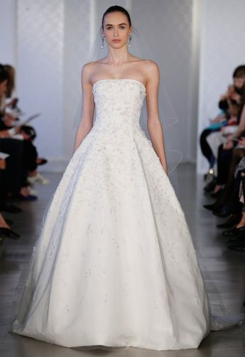 8677b64bf9b4 The Prettiest Spring 2017 Wedding Dresses from Bridal Fashion Week
