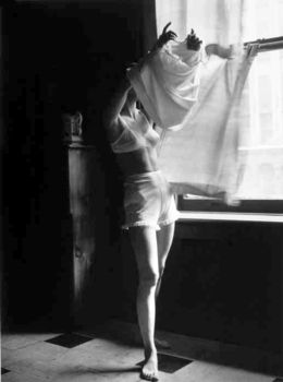 Lillian Bassman | Next to Nothing..., New York, Junior Bazaar (1948) | Available