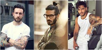 El Look perfecto, Elegante o Casual, encuentra el Corte y Peinado perfecto para tu Estilo de Barba.
