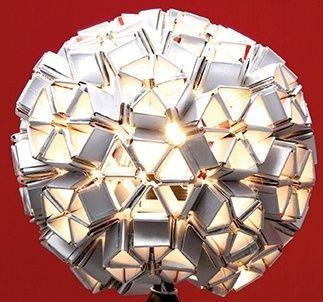 Die Tetrapak-Lampe