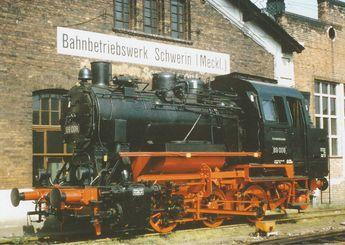 Güterzug Tenderlokomotive 1937