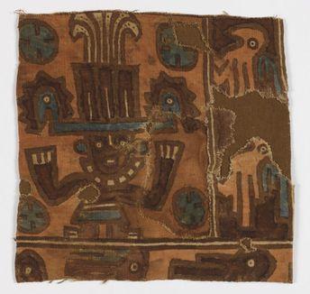 Peruvian Painted Patterns