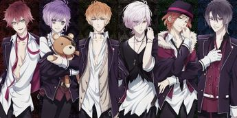 Diabolik Lovers    I cant say that i entirely loved this a