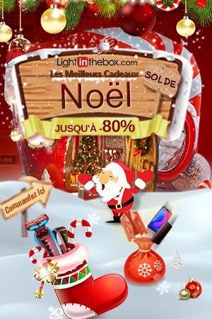 Solde de Noël,  Les Meilleurs Cadeaux,  Jusqu'à -80 %