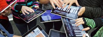 """Fantastic website for iPad apps for education put together by the Victorian government.  This site also provides some case studies and """"21 Steps to iPad Success."""