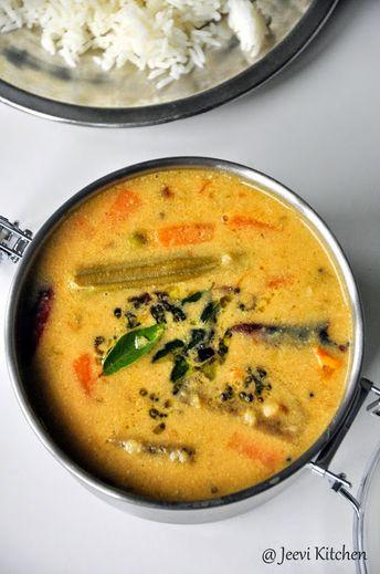 Jeevi Kitchen: Thirunelvelli Sodhi