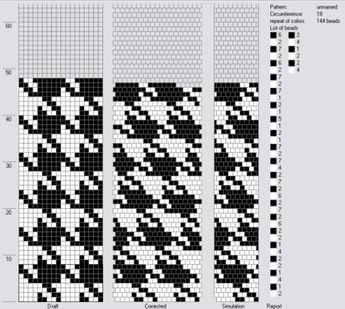 Schlauchketten Häkeln Musterbibliothek Melimuster2