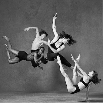 The Dance Photography of Lois Greenfield