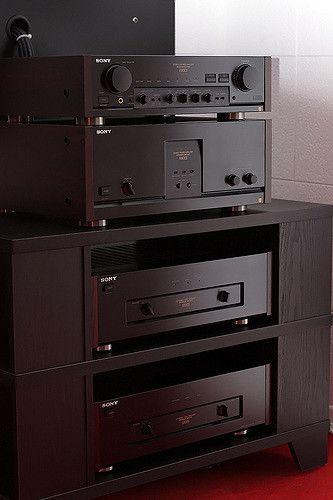 Sony ES TA-E80ES TA-N80ES Combo