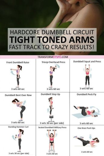 #tightenarms #tonearms #womensworkouts #femalefitness If you want to tighten your arms then this dumbbell circuit is going to be perfect for you! Do it regularly to get crazy results. Don't forget to share if it helped you! #burnfat