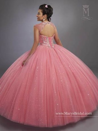 281b2a026dc Mary s Bridal Beloving Collection Quinceanera Dress Style 4768