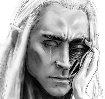 Recently shared thranduil scar the hobbit ideas & thranduil scar the