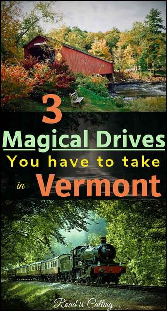 Visit Vermont in Fall to Make the Most of the Season (Or Any Other Time of the Year...
