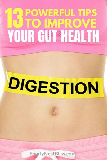 13 Powerful Reasons to Heal Your Gut and Feel Better Now