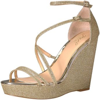fbcc12fc615 Badgley Mischka Jewel Women s Tatsu Wedge Sandal. High wedge sandal. Women s  Shoes