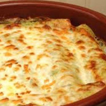 Denise's Seafood Enchiladas