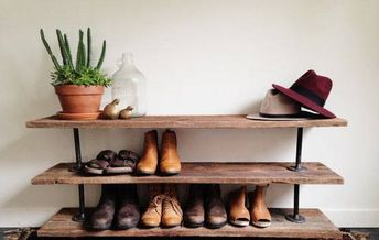Shoe Rack, Entryway Organizer, Shoe Rack, Shoe Organizer, Entryway Bench, Entryway furniture, Sneaker Storage, Boot Storage