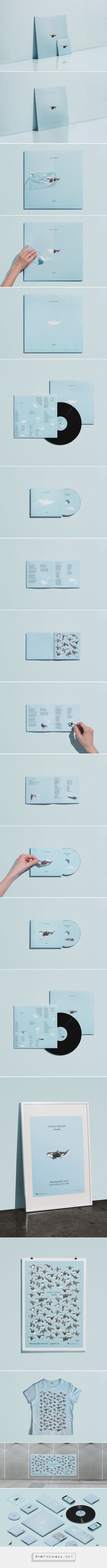 Safia Nolin, Limoilou. CD and Vinyl Packaging on Behance... - a grouped images picture