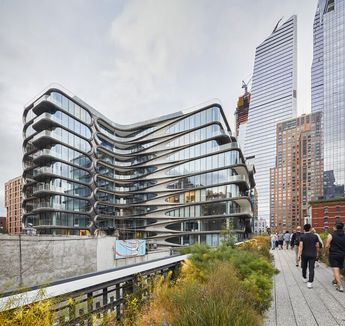 Vote for 520 West 28th / Zaha Hadid Architects