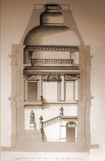 Chateau de maisons - laffitte