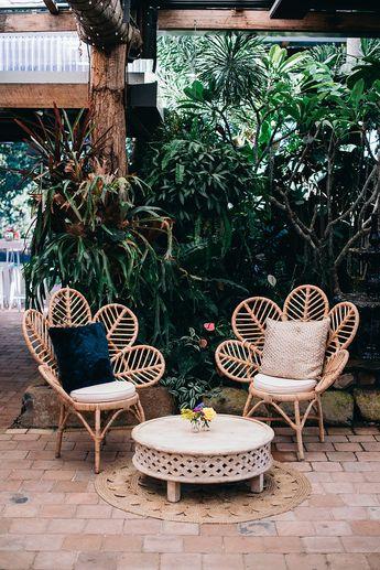 Salon extérieur Superbe deco ! #decoration #salondexterieur #homedecor #design