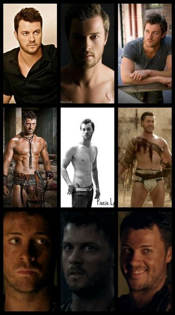 *whistle* #DanFeuerriegel #Agron #Spartacus