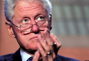 Bill Clinton and the Power of Attention by huffpost #Attention #Focus #Communication #Bill_Clinton