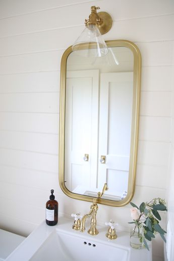 Get the Look: Charming Bathroom Makeover