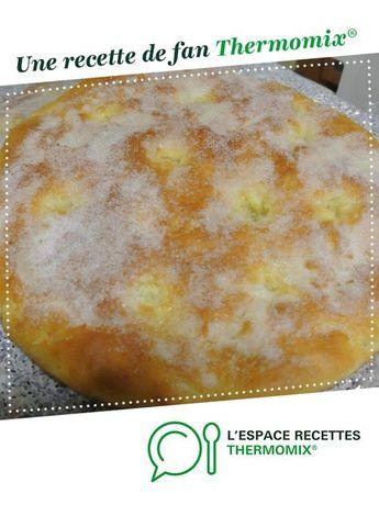 Tarte au sucre extra par Claunabich. Une recette de fan à retrouver dans la catégorie Pâtisseries sucrées sur www.espace-recettes.fr, de Thermomix®.