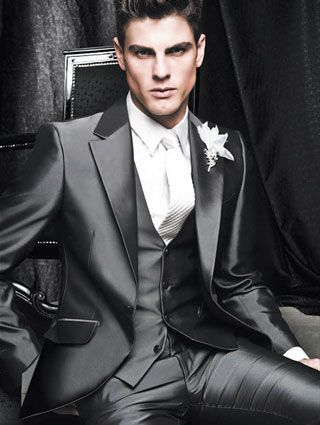 Fashion man with Groom how to be stylish on your wedding day
