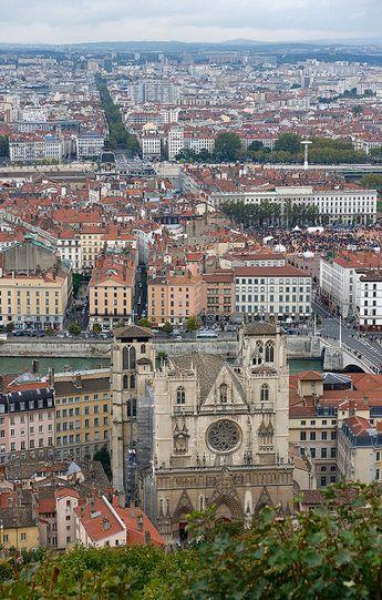 A View of Lyon