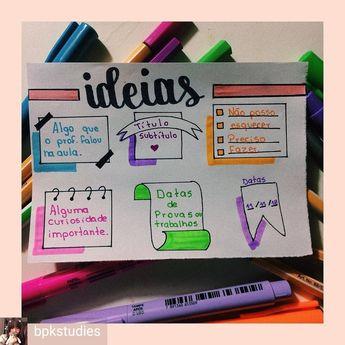 @Regran_ed from @bpkstudies -  hoje eu trouxe ideias de como usar banners no caderno de um jeito mais eficiente…