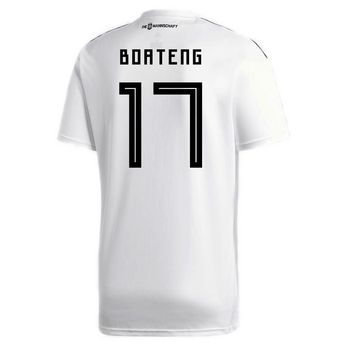 ea09889cc adidas BOATENG  17 Germany Home Soccer Stadium Mens S S Jersey World Cup  Russia