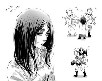 Recently shared zeke yeager x pieck ideas & zeke yeager x pieck